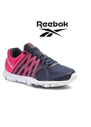 Женские кроссовки для фитнеса от reebok р.37