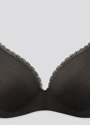 Бюстгальтер без косточек uniqlo beauty light p.85-90 cde
