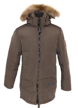 Куртка пуховик сanada goose