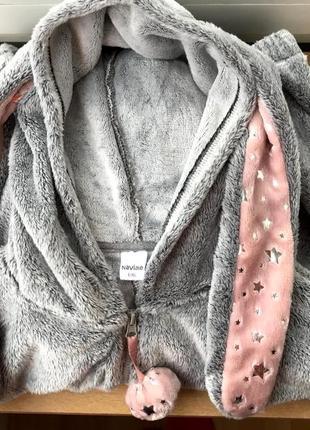 Пижама, кингуруми зайчик, комбинезон для дома3 фото