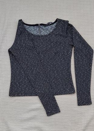 Топ с длинным рукавом reserved/блуза reserved