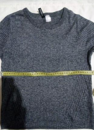 Лёгкий, тонкий свитер