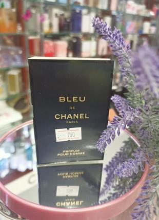 Пробник для чоловіків chanel bleu de chanel 1.5 мл