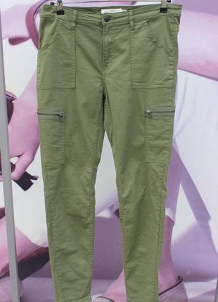 Штаны-карго большого размера h&m