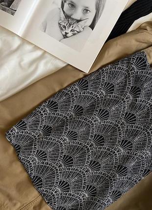 Скидки красивая нарядная юбка мини по фигуре со стразами блестящая юбка