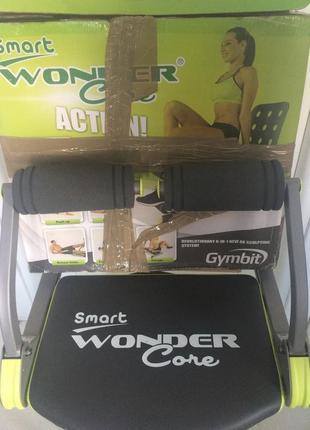 Тренажер спортивный smart wonder core