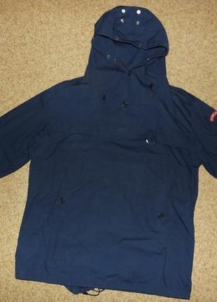 Винтажная женская куртка/анорак ajak fjellvett