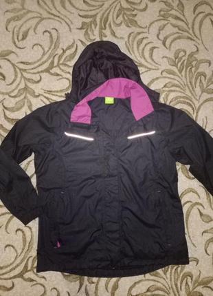 Непромокаемая куртка ветровка дождевик crane