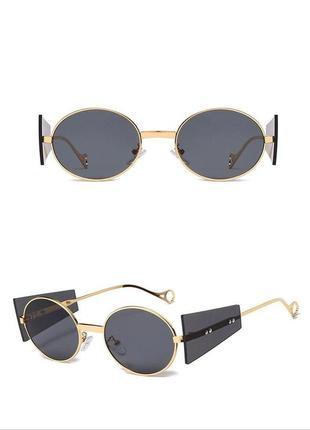 Стильные оригинальные футуристические стимпанк очки