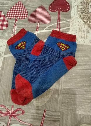 Носочки супермен
