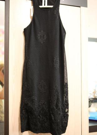 Обалденное платье paco rabanne