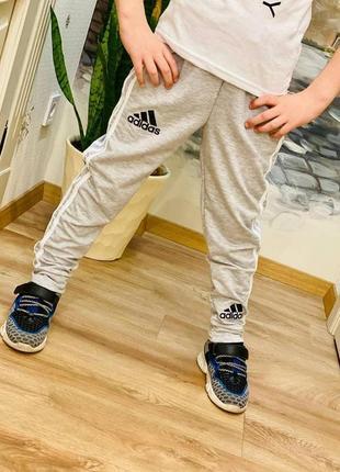 Спортивные штаны на мальчика. размеры 2-10 лет