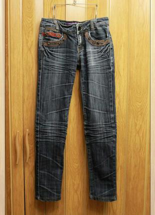 Стильные джинсы,р.xs