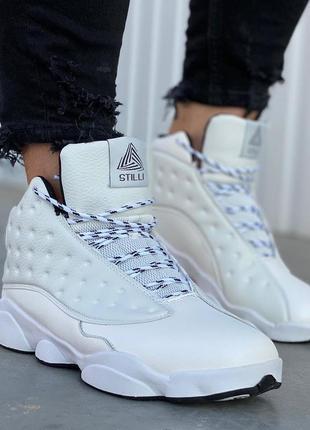 Зимние высокие кроссовки ❄️ stilli ботинки мужские чоловічі кросівки