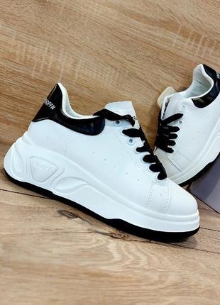 Идеальные кеды 🌿 кроссовки кеди мокасины белые базовые