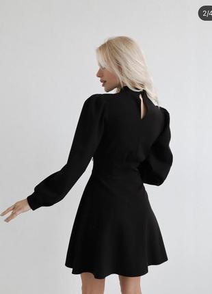 Красивейшее коктейльное платье с корсетной линией