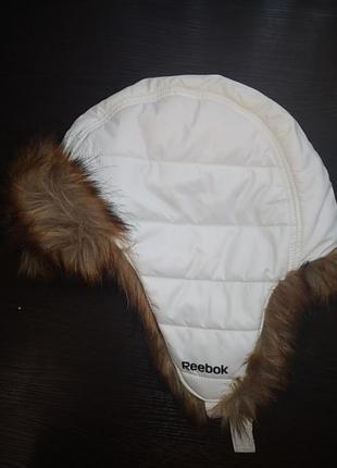Тепла шапка вушанка