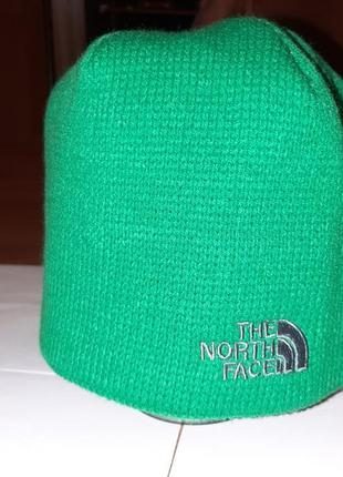 The north face ( 100% оригинал) шапочка