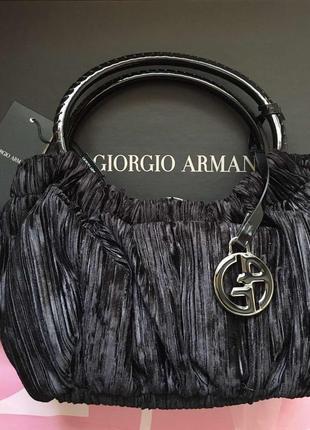 Женская сумка армани новая с бирками