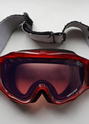 Очки горнолыжные scott швейцария