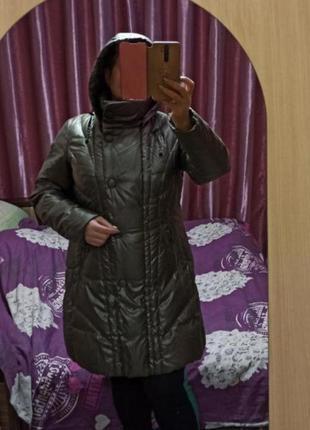 Пуховик пальто куртка 50-52
