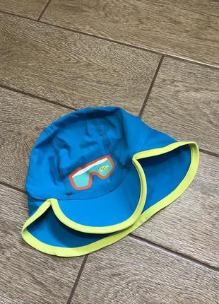 Солнцезащитная шапка