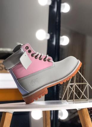 Женские ботинки (без меха) 36,37,38,39