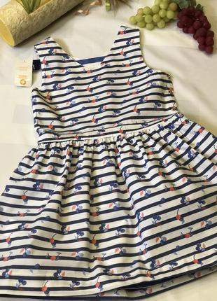 Двухстороннее платье для маленькой принцессы
