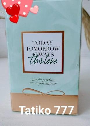 Новинка! this love, 50 ml avon1 фото
