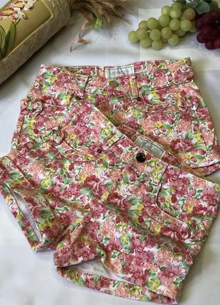 Джинсовые шорты для малышки от mayoral
