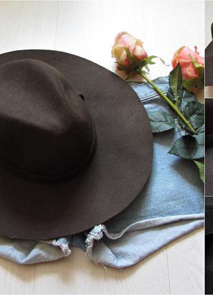 Шляпа ковбойская h&m coachella
