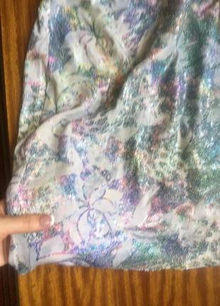 Елегантное короткое платье - туника
