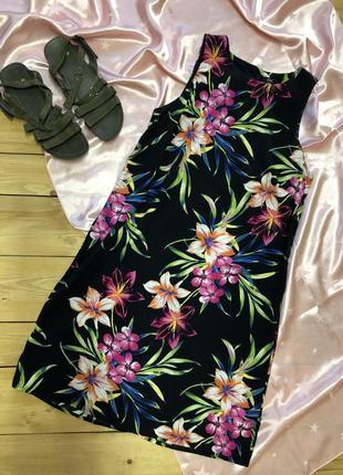 Легкое летнее платье сарафан f&f
