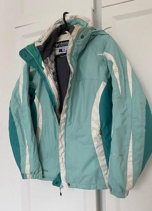 Жіноча лижна куртка columbia