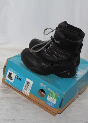Зимние ботинки columbia р.26