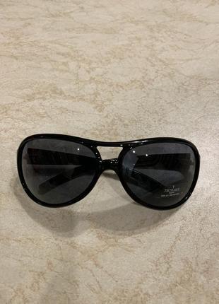 Распродажа 🔥 оригинал брендовые мужские очки trussardi