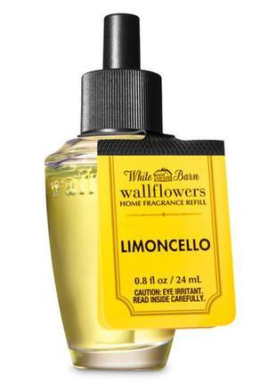 Фирменный аромат для дома limoncello от bath&body works,usa