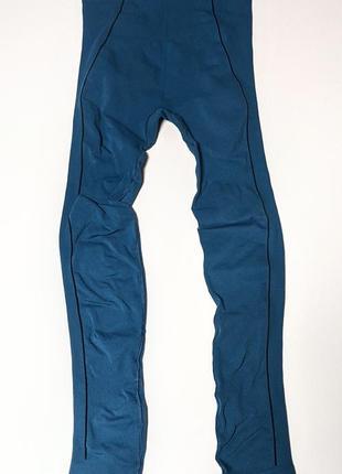 Shamp немецкие зонированые компрессионные термо штаны термоштаны лосины