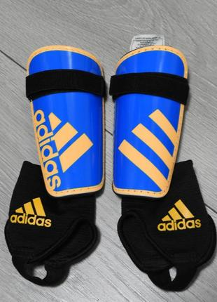 Щитки футбольные adidas оригинал