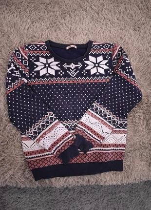 Кофта, сфитшот, тёплый свитер толстовка