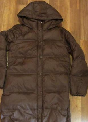 Пальто на пуху для беременной befree s-m