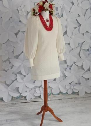 Шикарное свадебное платье, аксессуары в подарок!
