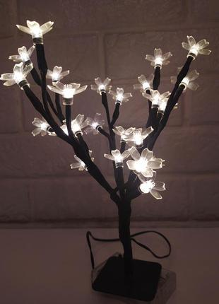 Лед дерево гірлянда нічник led tree