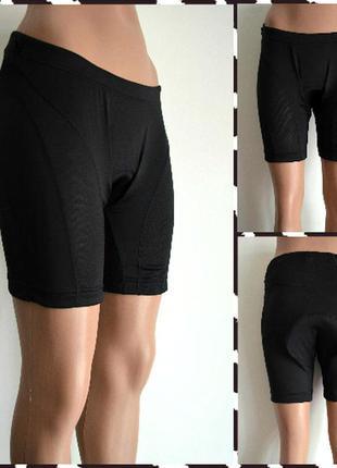 Craft ® женские вело шорты  размер: 40 / 12 / l