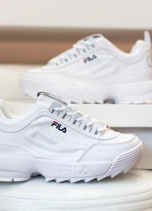Кроссовки белые демисезон🌷