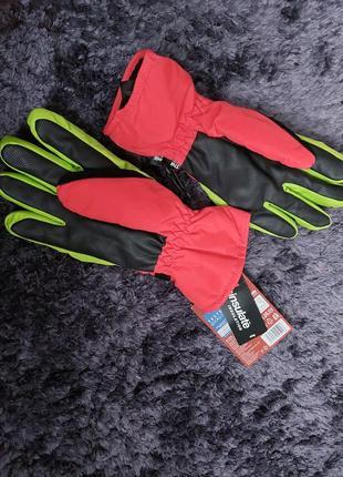 Лыжные перчатки тинсулейт 7,7.5 crivit