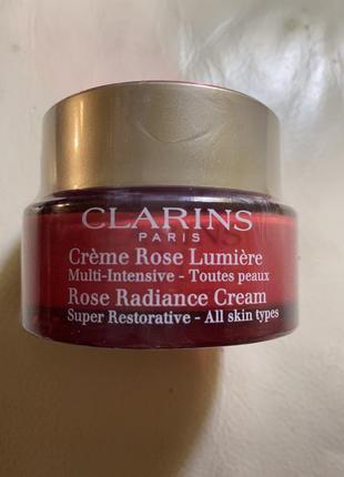 Супер восстанавливающий крем для лица день и ночь оригинал clarins