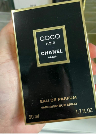 50 мл chanel coco noir (ж)