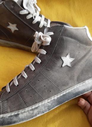 Итальянские  кроссовки сb i