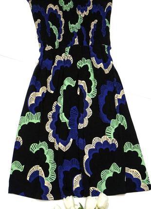 Платье с цветочным принтом от  h&m